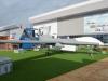 A mock-up of the Helios-RLD surveillance UAV