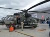 Mi-8AMTSh '583 White' shows the latest modifications
