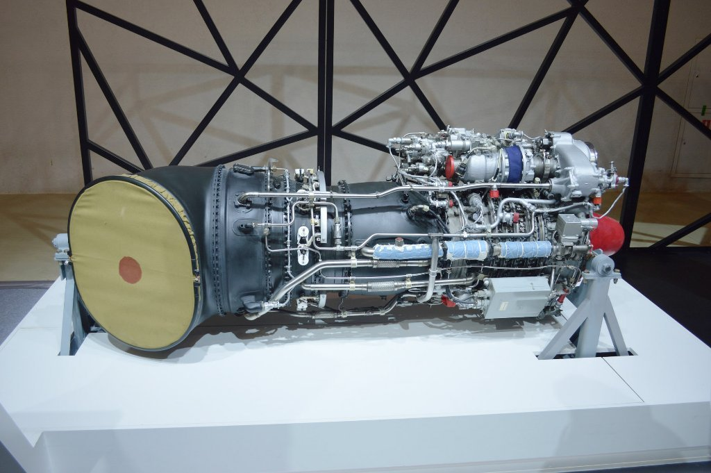 The VK-2500PS-03 turboshaft