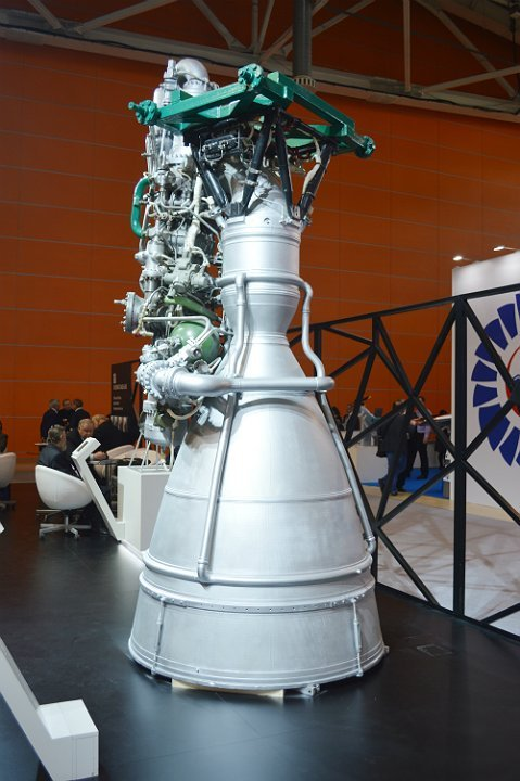 The NK-33 rocket motor