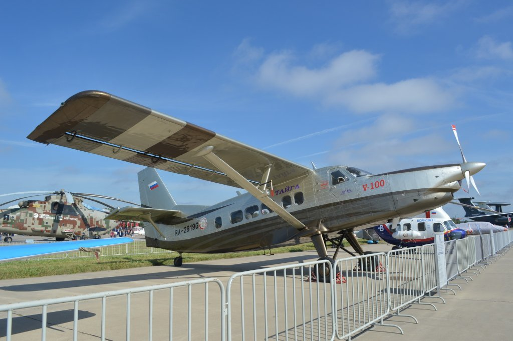 The Astra Aircraft V-100 Taiga