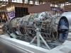 A cutaway AL-41F-1S engine