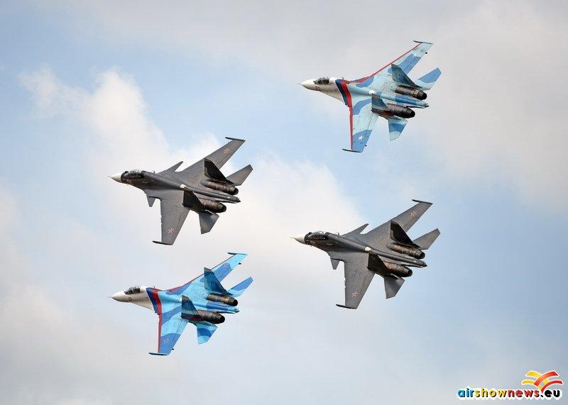 Su-30SM & Su-27UB