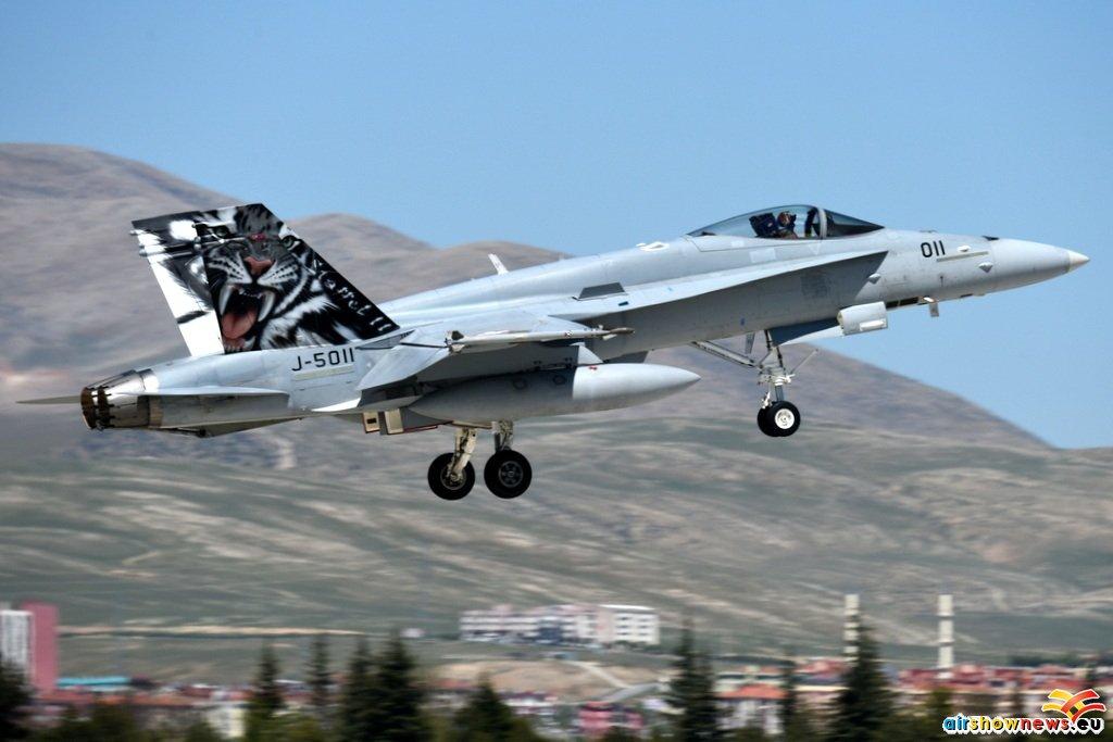 NATO Tiger Meet 2015 - European Airshow News