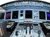 Sukhoi Superjet SSJ100 cockpit