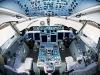 Tupolev Tu-204SM cockpit